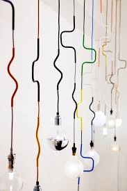 lighting cable jewellery pendants by volker hauglighting is an important element on interior cable lighting pendants