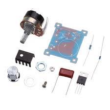 3Pcs <b>220V 500W Dimming Voltage</b> Regulator Temperature ...
