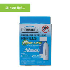 Max Life <b>Mosquito Repellent</b> Refills | Thermacell Repellents