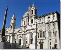 「Chiesa di Sant'Agnese in Agone」の画像検索結果