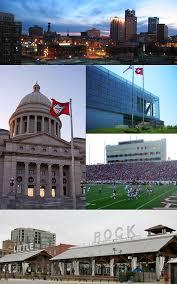 Little Rock, Arkansas - Wikipedia