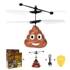 USB Powered Hand Flying Poop <b>Ball</b> Mini Induction <b>Suspension</b> RC ...