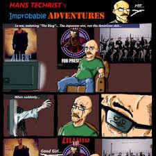 "Hans Techrist's Improbable Adventures: N° 4 The ""ring""... Yeaaah ... via Relatably.com"