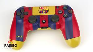 <b>Геймпад</b> dualshock4 для <b>PS4</b> ФК Барселона - YouTube