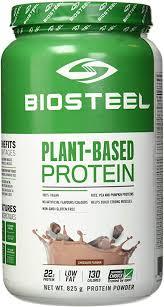 BioSteel <b>Plant</b>-Based <b>Protein</b> with Whole <b>Grain</b> Rice <b>Protein</b>, Pea ...