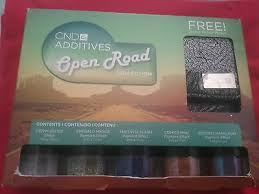 <b>CND</b> ADDITIVES <b>OPEN ROAD</b> COLLECTION(FREE PURSE) FOR ...