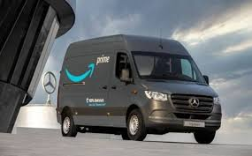 Amazon introduces 1,800 <b>electric</b> vehicles to its delivery service