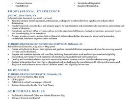 breakupus picturesque resume templates excel pdf formats breakupus magnificent resume samples amp writing guides for all appealing classic blue and stunning