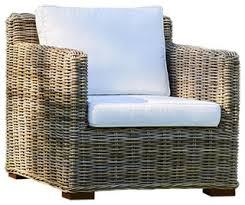 <b>Kubu</b> Rattan <b>Sofa Chair</b> - Coastal - Garden Lounge <b>Chairs</b> - by Bois ...
