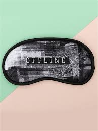 """<b>Маска для лица гелевая</b> """"Offline"""" / Маска для сна Klik 10820520 в ..."""