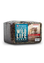 Premium <b>Wildlife Block</b> Feed Supplement | Purina
