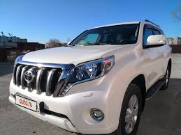 Купить б/у Toyota Land Cruiser Prado 150 Series Рестайлинг 1 2.8 ...