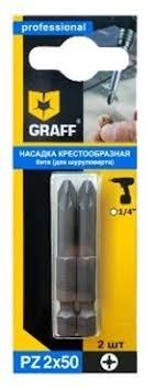 Купить <b>Набор бит GRAFF GBPZ0250</b> по выгодной цене на ...