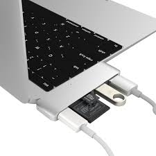 <b>5-in-1 USB</b>-C Hub with Pass Through Charging | HyperDrive
