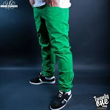 <b>Брюки URBAN CLASSICS</b> 5 Pocket Pants C-Green, купить, цена с ...