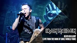 <b>Iron Maiden</b> - <b>Death</b> Or Glory (Live from The Book Of Souls World ...