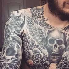 <b>Татуировки на груди</b>