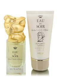 Sisley набор <b>парфюмерный</b> вода и <b>крем для</b> тела eau du soir ...