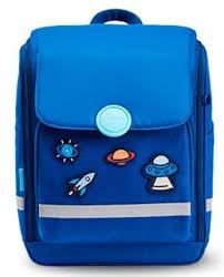 <b>Детский рюкзак</b> Xiaomi <b>Childish</b> Fun Burden Reduction Bag голубой