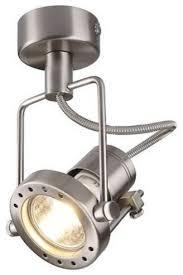slv lighting n tic spot 120v wall or ceiling spot light contemporary spot ceiling spot lighting