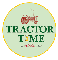 Acres U.S.A.: Tractor Time