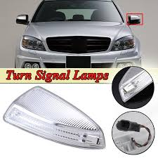 Left Door Mirror Indicator Lamp For <b>Mercedes Benz C CLASS W204</b> ...