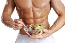 Image result for eating protein to develop muscles