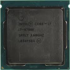 <b>Процессор Intel Core i7 9700K</b> OEM — купить, цена и ...