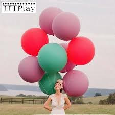 <b>36 inch Balloon Giant</b> Gold Wedding <b>Decoration</b> Latex <b>Big Balloons</b> ...