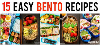15 Back to School Easy <b>Bento</b> Ideas & Recipes • Just One Cookbook