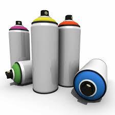 Risultati immagini per raccolta bombolette spray