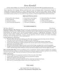Resume Template  Sales Associate Objective For Resume For Areas Of Excellence With Accomplishments  Sales     AngkorriceSpirit