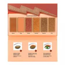 <b>Sephora Flash Sequins</b> Miniature Palette Peach Gold | Glambot.com ...