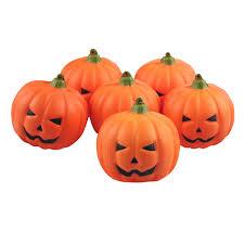 1pcs Foam <b>Halloween Artificial Pumpkin Simulation Fake</b> Lifelike ...