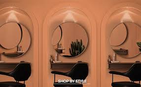 <b>Hair Salon Mirrors</b> | Styling Stations | Workstations - Comfortel