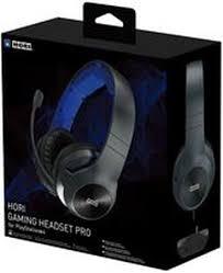 <b>Наушники Hori Gaming Headset</b> Pro for PlayStation 4 Black на IZI.ua