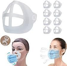 vylymuses <b>5PCS 3D Mask</b> Bracket,Enhance Breathing Space,Face ...