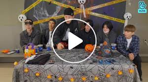 HALLOWEEN PARTY - V LIVE