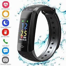 Fitness Tracker HR, <b>Activity Tracker</b> Sports Watch <b>Smart Wristband</b> ...