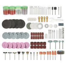 """<b>166PCS 1/8</b>"""" Shank <b>Rotary</b> Tool Accessories Set <b>Sanding Polishing</b> ..."""