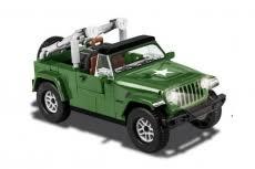 <b>Конструктор COBI</b> Джип <b>Jeep Wrangler Military</b> - купить по ...