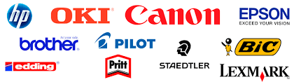 Resultado de imagen de logos de marcas de papeleria
