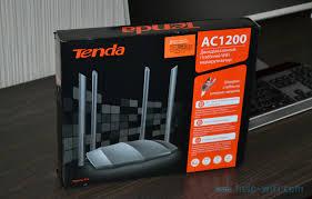 Гигабитный <b>Wi</b>-<b>Fi роутер Tenda AC8</b>: обзор и настройка