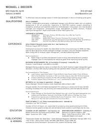 resume examples why this is an excellent resume business insider resume examples best one page resumes template why this is an excellent resume business insider