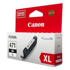 <b>Картридж</b> CANON CLI-471BK XL Черный <b>повышенной емкости</b> ...