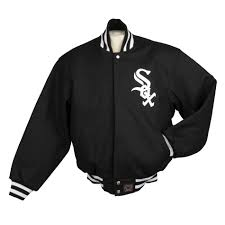 jh designs men s chicago white sox domestic wool jacket jh designs men s chicago white sox domestic wool jacket