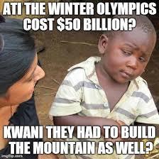 Third World Skeptical Kid Meme - Imgflip via Relatably.com