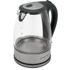 Electric kettle <b>Polaris PWK</b> 1719CGL - prices, reviews, specifications ...