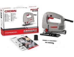 <b>Лобзик</b> электрический <b>Crown CT 15212</b>, 550Вт - Инструмент и ...