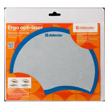 <b>Коврик Defender Ergo</b> opti-laser 215х165х1.2мм Blue (50513 ...